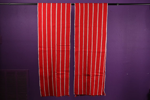 Todos Santos Pant Legs (striped red and white)