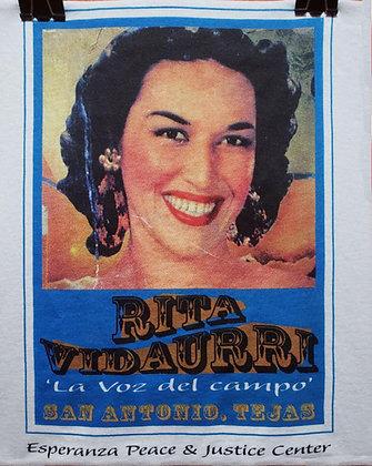 Rita Vidauri - Jax Beer Poster