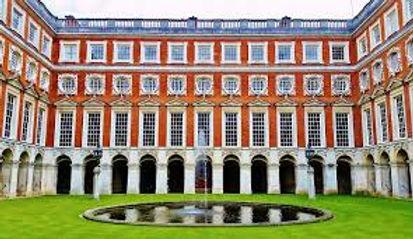 Hampton Court Palace: ¡la mejor historia medieval!