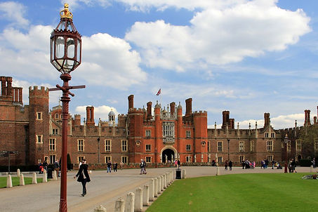 Hampton Court Palace - medieval history at its best!