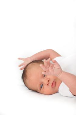 prone baby