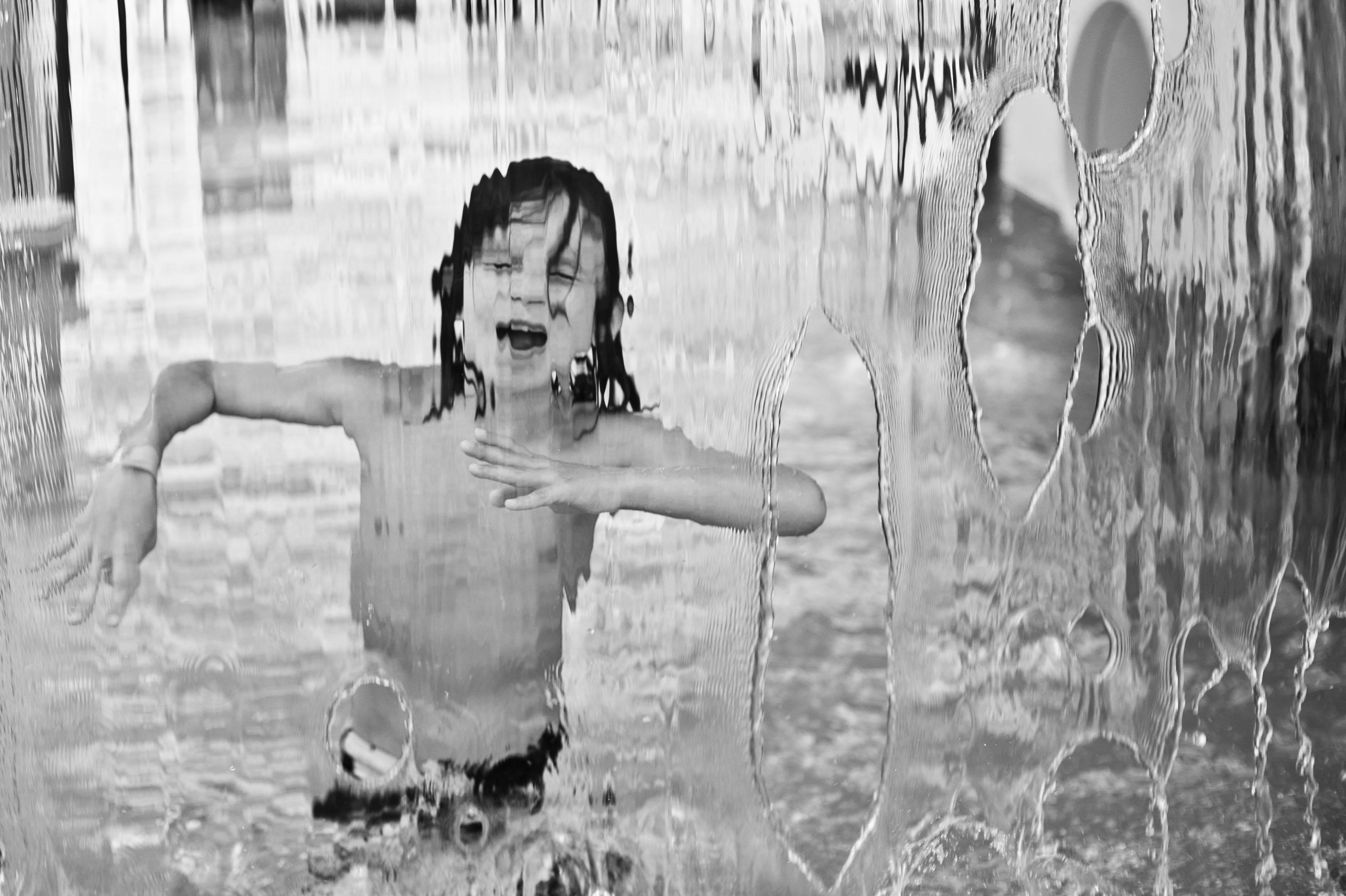 watery kid