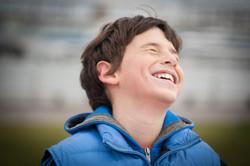 laughy kid