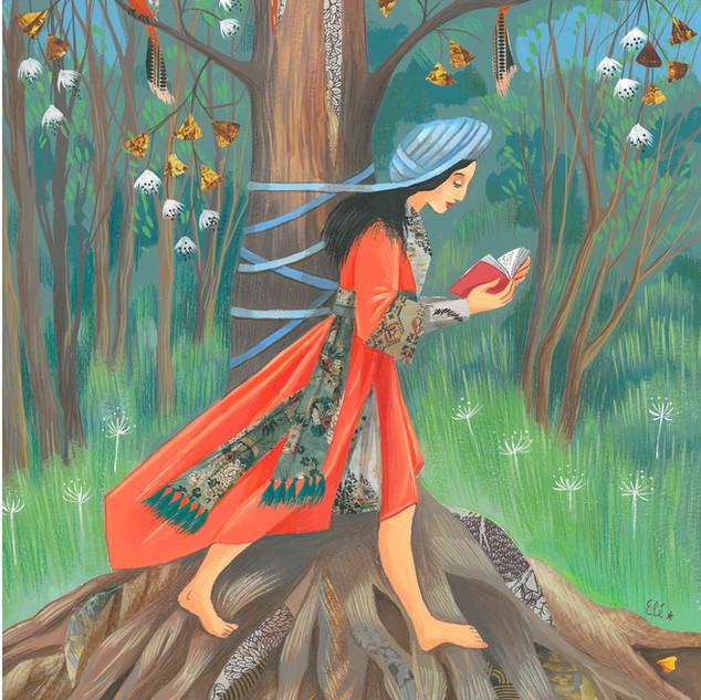 L'arbre aux poèmes