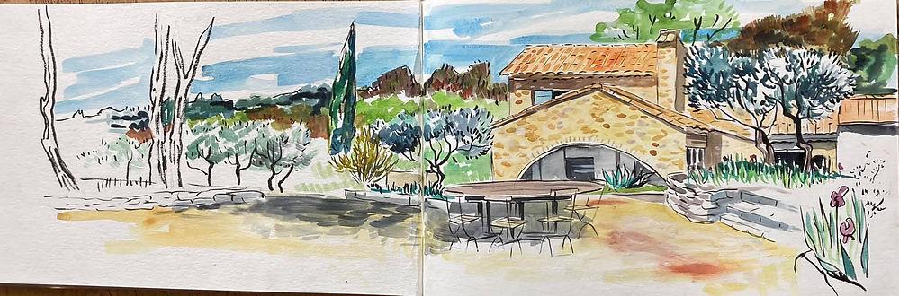 La maison de Claude, Crillon le Brave, mai 2021.jpg