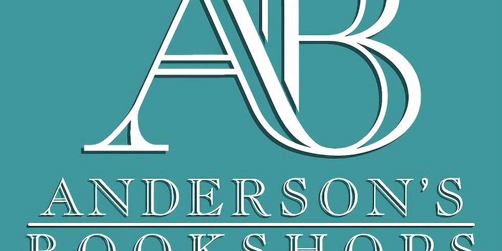 Virtual Event - Anderson's Bookshop