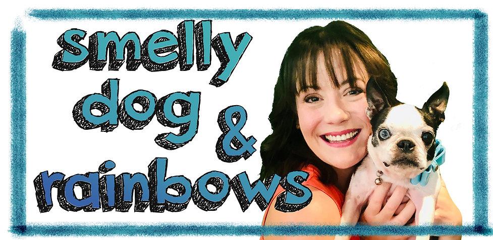 smelly dog & rainbows icon.jpg