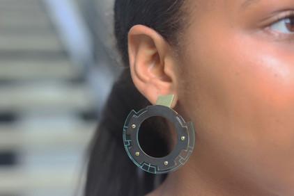 Auxiliary Earrings