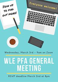 PFA General Meeting Flyer 3 March 2021.p