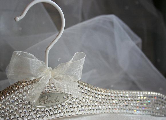 """Monroe"" Bridal Hanger"
