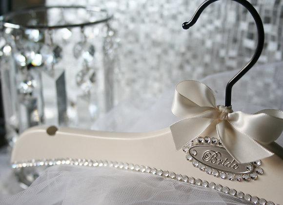 """Audrey"" Bridal Hanger"