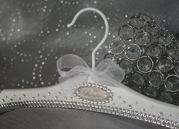 """Brigitte"" Bridal Hanger"