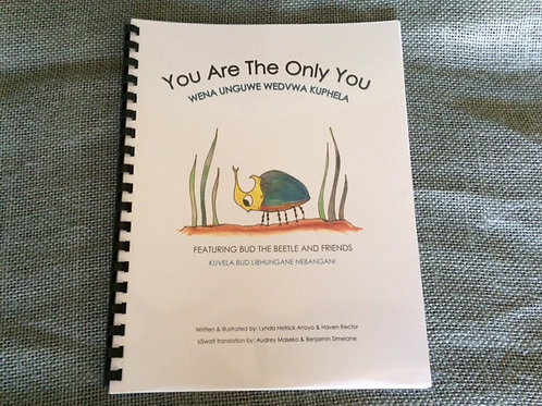 You Are The Only You (English & siSwati : Comb)