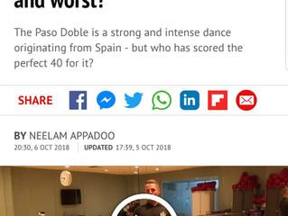 Daily Mirror - Paso Doble