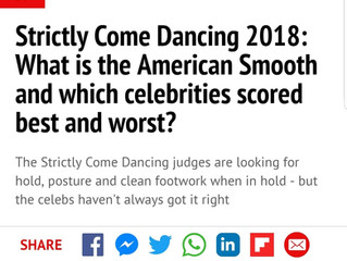 Daily Mirror - American Smooth