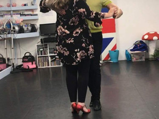 Waltzing with Ria