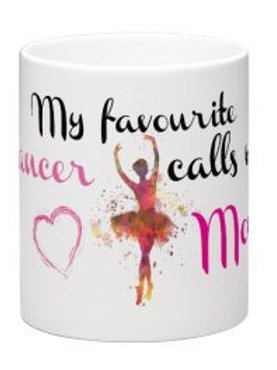 My favourite dancer Mug