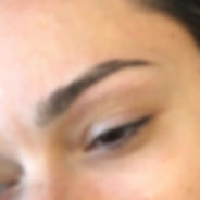 💕Eyebrow shaping from this weekend💕_._