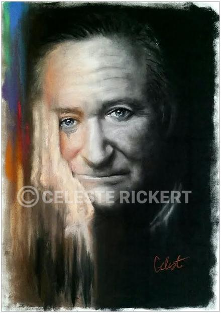 Robin Williams: As The Colors Fade