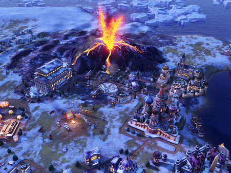 Civilisation VI: Gathering Storm