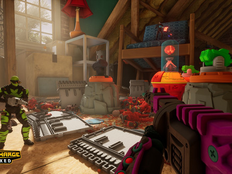 HYPERCHARGE: Unboxed | Review
