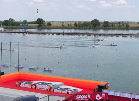 The ICF Canoe Sprint World Championships