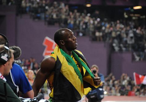 A dream come true for Usain Bolt