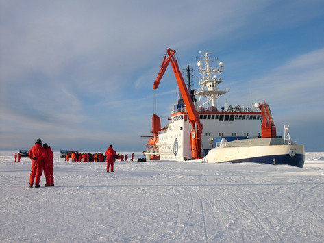 Understanding the warming Arctic