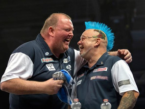 Scotland secures the World Cup of Darts for the second time