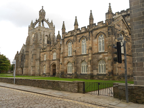 University of Aberdeen Top of the Table