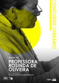 Concurso Literário Prof. Rosinda de Oliveira