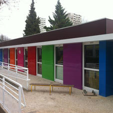 Ecole maternelle - Colombes 92