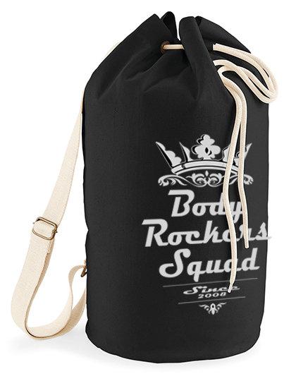 Podpořím částkou 900 Kč / Budu nosit sea bag Body Rockers