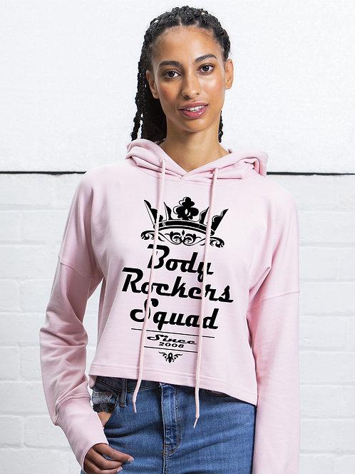 Podpořím částkou 1100 Kč / Obléknu si crop top mikinu Body Rockers