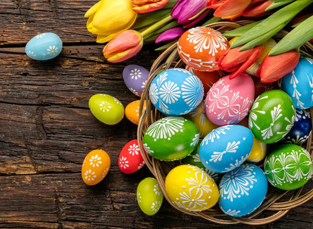 Velikonoční tréninky