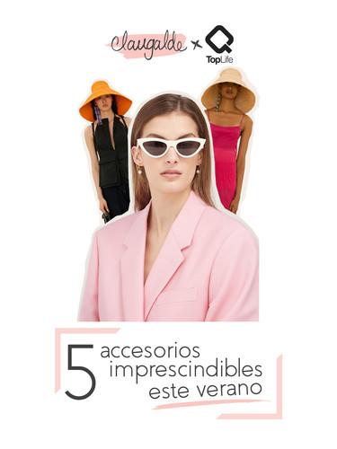5 accesorios imprescindibles este verano