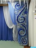 новогоднее оформление зала в детском сад