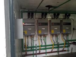 Racks de calentadores de agua