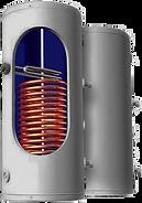 Calentador indirecto - serpentin y tanque