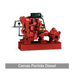 Bomba Carcas Partida Diesel