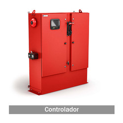 Controlador - Panel de Control