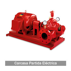 Bomba Carcasa Partida Eléctrica