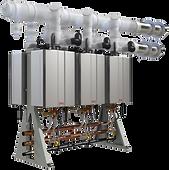racks de calentadores de agua caliente