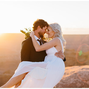 How to Elope In Moab Utah   Moab Elopement Guide