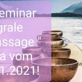 Intregrale Klangmassage Basis Seminar