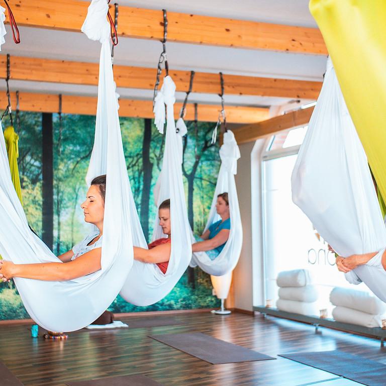 Aerial Yoga Ausbildung Teil 2
