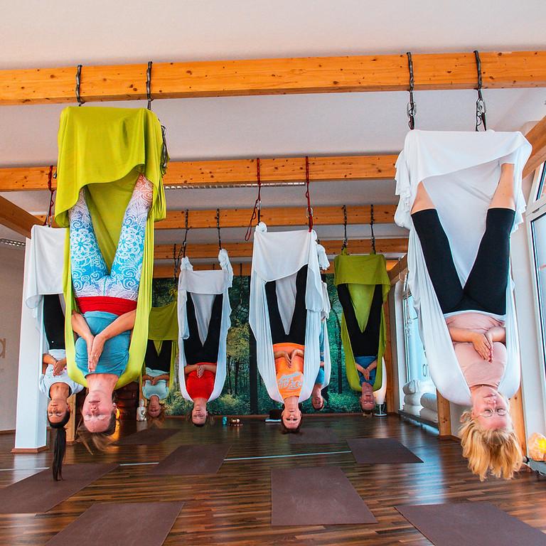 Aerial Yoga Ausbildung Teil 1