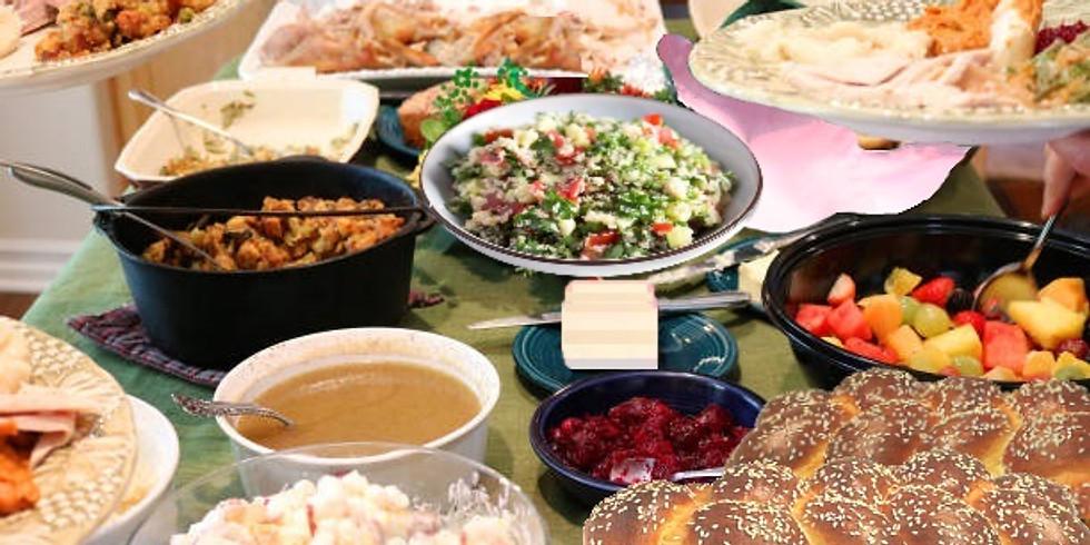 סעודה קהילתית בנווה צדק
