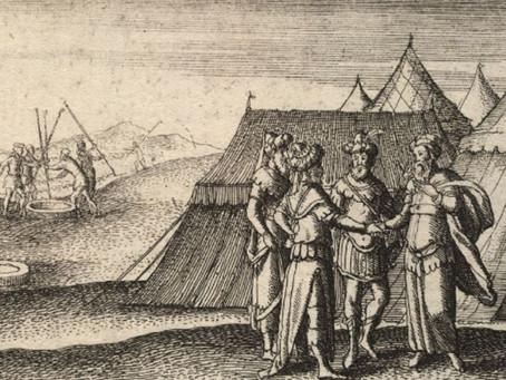 בין פלשת לבין הר המוריה - פרשת 'וירא'