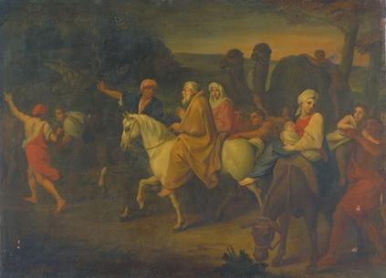 יעקב איש המצבות - פרשת 'וישלח'